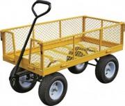 Chariot jaune