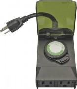 Minuterie mécanique extérieure 125 volts