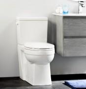Toilette Cayla 4781BOVB + 4782BOVB 4.8L  BLANC